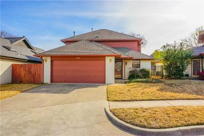 Single Family Home For Sale: 3828 Ives Way