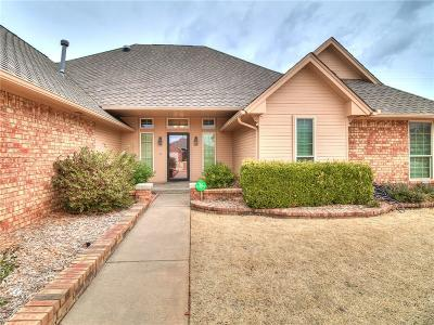 Oklahoma City Single Family Home For Sale: 1309 SW 105th Pl