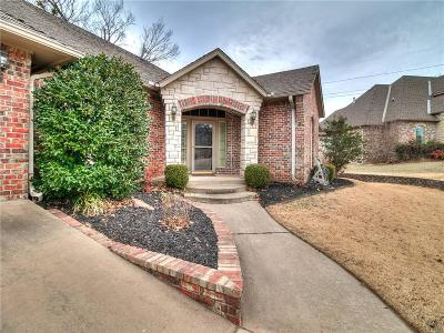 Edmond Single Family Home For Sale: 2204 Hanover Lane