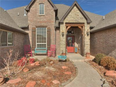 Edmond Single Family Home For Sale: 1813 NW 195th Circle