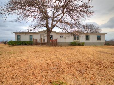 McLoud Single Family Home For Sale: 12726 S Harrah Road