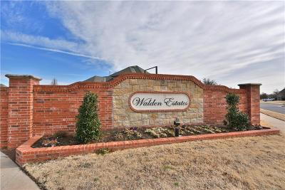 Oklahoma City Single Family Home For Sale: 3409 Walden Estates