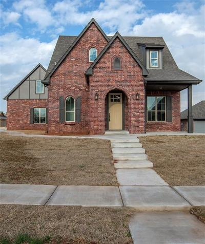 Oklahoma County Single Family Home For Sale: 2024 Queensbury Court