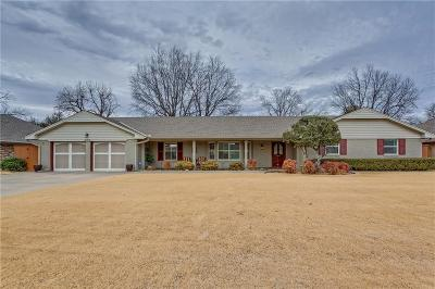 Oklahoma City OK Single Family Home For Sale: $398,000
