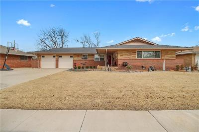 Oklahoma City Single Family Home For Sale: 4912 N Warren