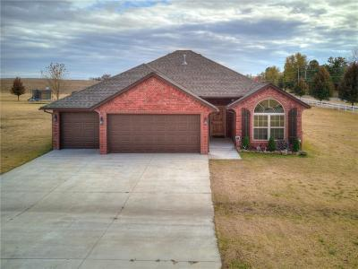Tuttle Single Family Home For Sale: 1014 Ella