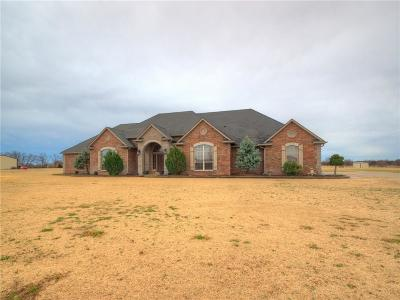Oklahoma City OK Single Family Home For Sale: $439,000