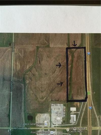 Farm & Ranch For Sale: I-35 Frontage