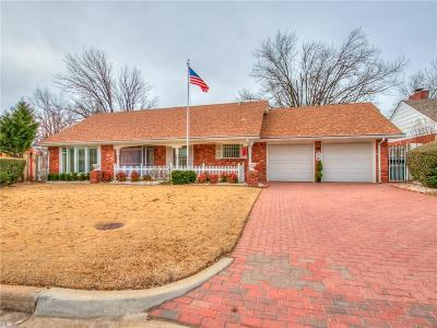 Oklahoma City Single Family Home For Sale: 3124 NW 54th Street