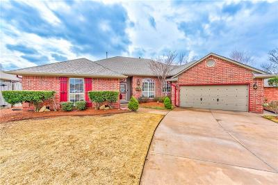 Edmond Single Family Home For Sale: 600 Harrier Hawk