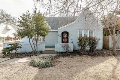 Oklahoma City Single Family Home For Sale: 2048 NW 22nd Street
