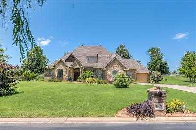 Oklahoma County Single Family Home For Sale: 1709 Manchester Avenue