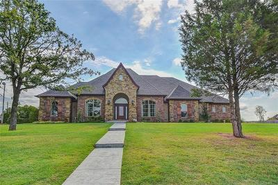 Choctaw Single Family Home For Sale: 58 Quail Hollow