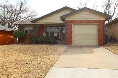 Oklahoma City Single Family Home For Sale: 2612 44th