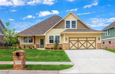 Edmond Single Family Home For Sale: 2325 Bretton Lane
