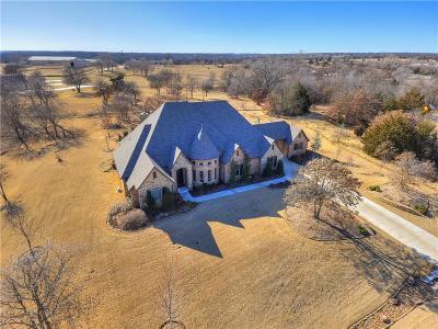 Edmond Single Family Home For Sale: 5301 Wheatley Way