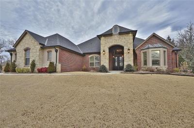 Oklahoma City Single Family Home For Sale: 9300 Via Del Vista