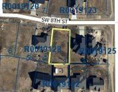 Moore Residential Lots & Land For Sale: 108 SW 8th Street