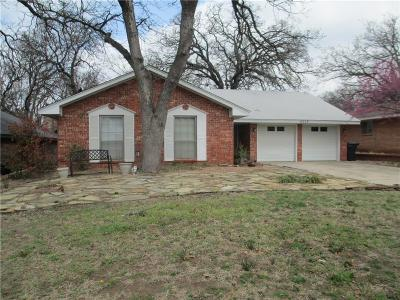 Oklahoma City Single Family Home For Sale: 8029 NW 19th Street