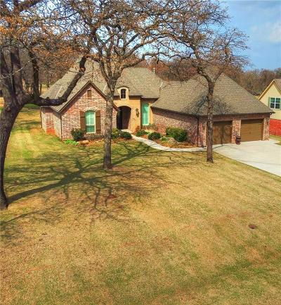 Midwest City Single Family Home For Sale: 1055 S Caldwell Drive
