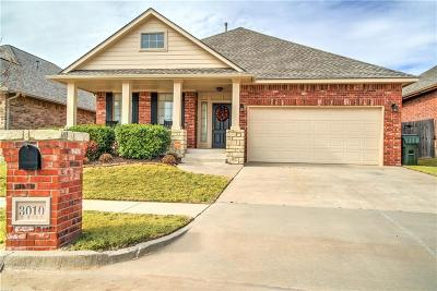 Norman Single Family Home For Sale: 3010 Carnoustie Drive