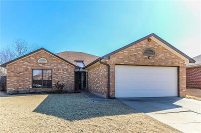 Single Family Home For Sale: 3504 Sunflower