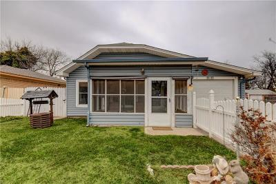 Oklahoma City Single Family Home For Sale: 3625 NW 13th Street