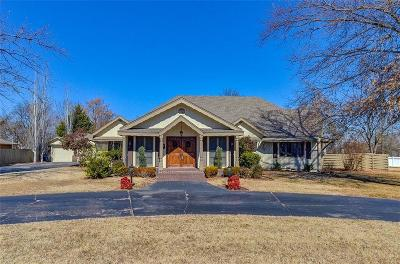 Shawnee Single Family Home For Sale: 312 E Federal
