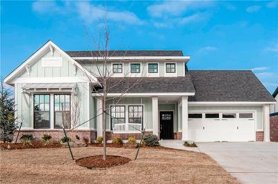 Edmond Single Family Home For Sale: 1301 Arts District Drive