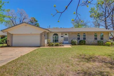 Norman Single Family Home For Sale: 1619 Pecan Avenue