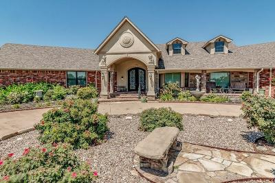 Single Family Home For Sale: 12509 N Frisco Road