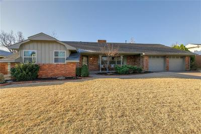 Oklahoma City Single Family Home For Sale: 2628 NW 68th