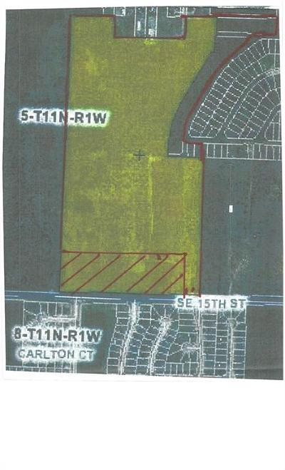 Residential Lots & Land For Sale: SE 15th Street
