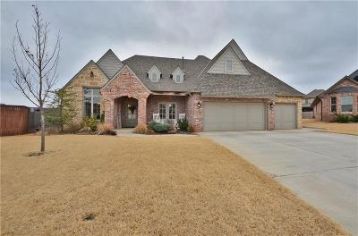 Edmond Single Family Home For Sale: 4908 Fremont Bridge Ct. Court