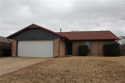 Single Family Home For Sale: 9908 S Clegern