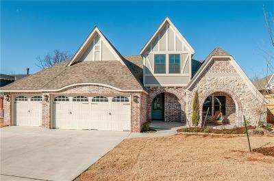 Edmond Single Family Home For Sale: 1601 Boathouse Road