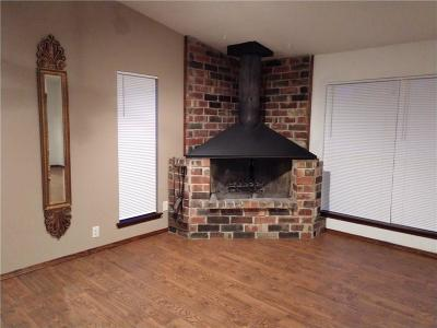 Norman Single Family Home For Sale: 9811 Brush Creek