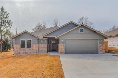Choctaw Single Family Home For Sale: 14990 NE 2nd Street