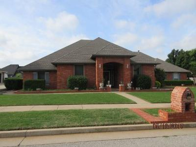 Oklahoma City Single Family Home For Sale: 4220 NW 144th Street