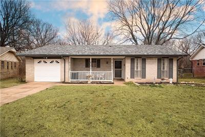 Single Family Home For Sale: 15 Red Oak Road