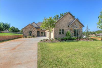 Edmond Single Family Home For Sale: 4124 Carmina Drive