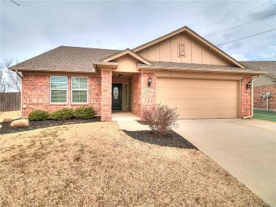Norman Single Family Home For Sale: 2411 Lerkim Circle