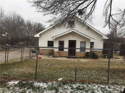 Bethany Single Family Home For Sale: 5730 N Central Road