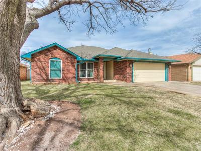 Oklahoma City Single Family Home For Sale: 7805 84th Street