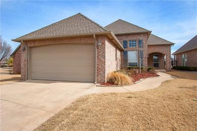 Edmond Single Family Home For Sale: 15700 Traditions Boulevard