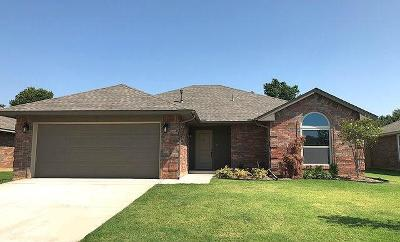Norman Single Family Home For Sale: 509 Talon Drive