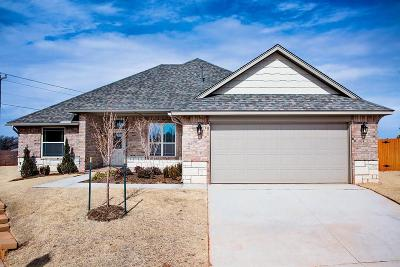 Piedmont Single Family Home For Sale: 13813 Grazing Meadow Court