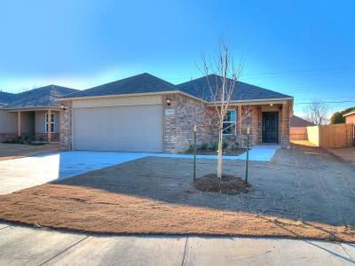 Oklahoma City Single Family Home For Sale: 5609 Dunlin Road