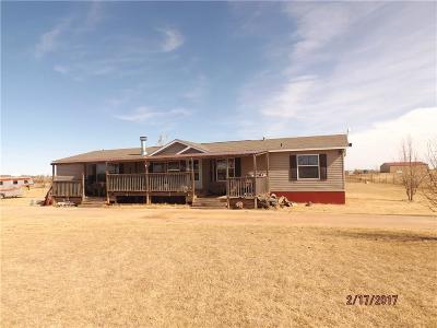 Beckham County Single Family Home For Sale: 10784 N 1990