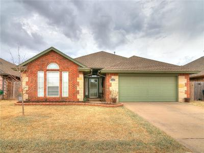 Oklahoma City OK Single Family Home For Sale: $154,900